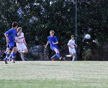 Varsity Soccer - Huntsville