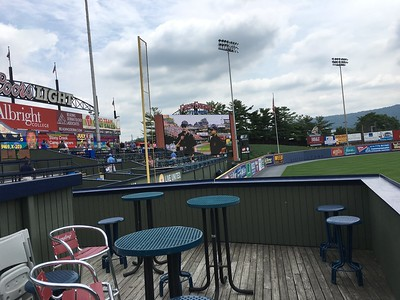 Reading Phillies Splash Zone