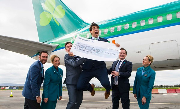 UNICEF Ireland @ Aer Lingus