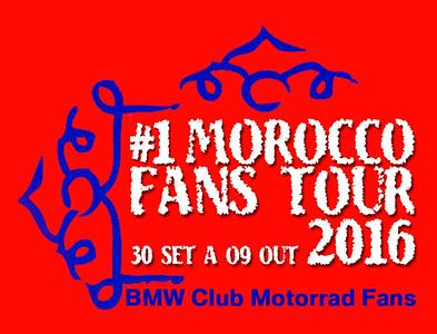 #1 MOROCCO FANS TOUR 2016
