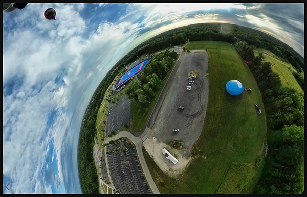 Funmakers Ballooning with Denny Welser
