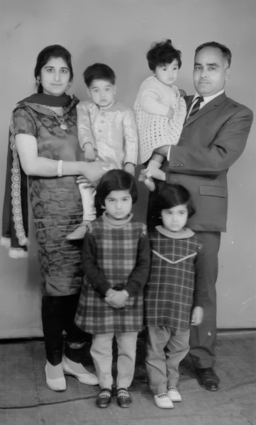 Uncle Yusuf's family