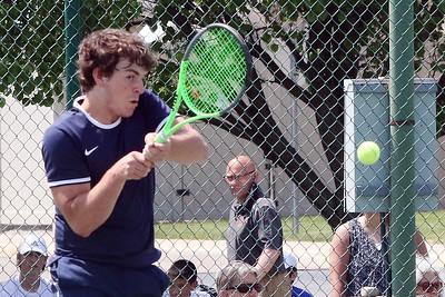 2021 NHS Boys Tennis