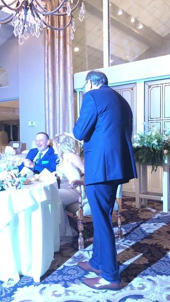 Mr. & Mrs Roger Dickinson's Wedding