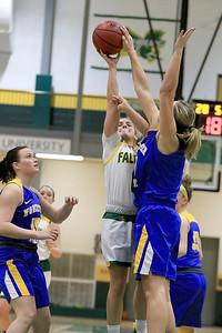 FSU women's  basketball vs WSU, January 19, 2019