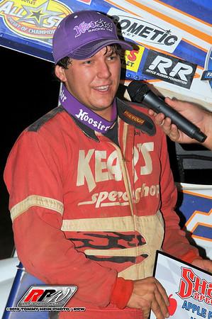 Sharon Speedway - 9/21/19 - Tommy Hein