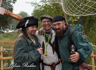 Festival Mediaval 2014 - Pirates!