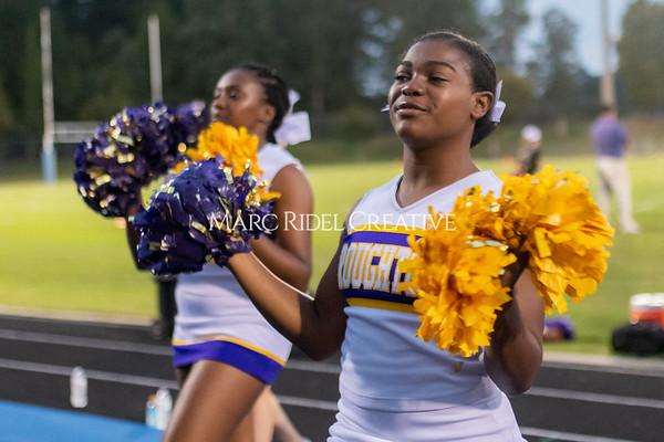 Broughton Varsity football at Southeast Raleigh. October 4, 2019. MRC_1280