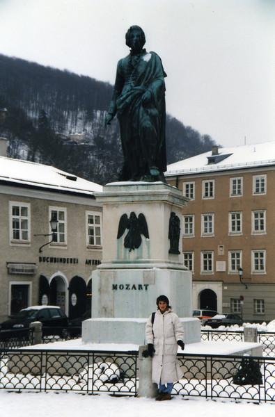 Salzburg, home of Mozart