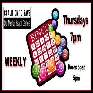 BINGO on Thursdays