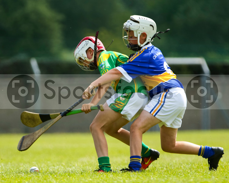 5th August 2019 North Tipperary Under 12 D Shield Final Portroe vs Kiladangan