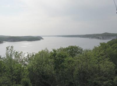 Lake of the Ozarks May 2008