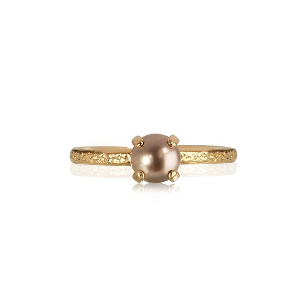 Caroline-svedbom-Classic-Petite-ring-Pearl-Bronze-gold.jpg