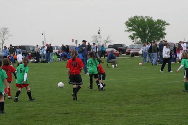 Soccer May 2009
