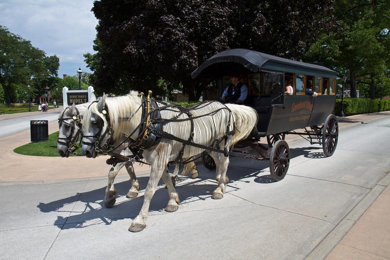Greenfield Village Omnibus