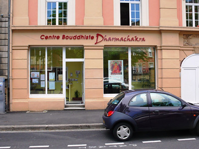 Dharmachackra Buddhist Centre, Metz, France