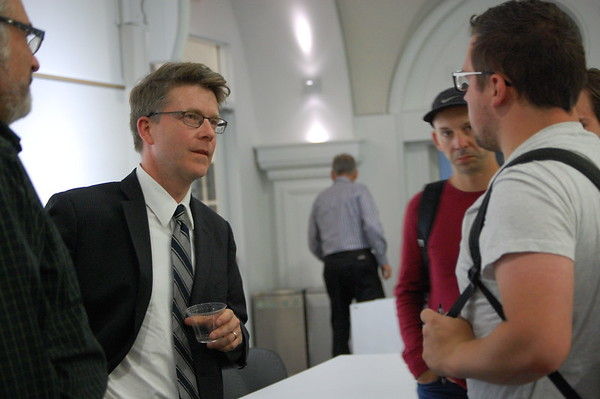 Capstone Seminar / Colloquium - Brendan Mehaffy (END 593 / URP 691)