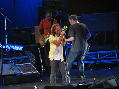 Pearl Jam - 15 Jul 06 - Bill Graham Civic Auditorium - San Francisco, CA