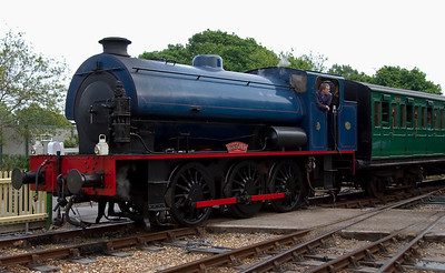 Isle of Wight Steam Railway, 2008