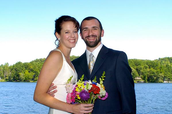 Koenig Wedding, Lake Bomoseen