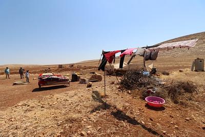 Al Qaboun demolition, West Bank, 15.07.2021