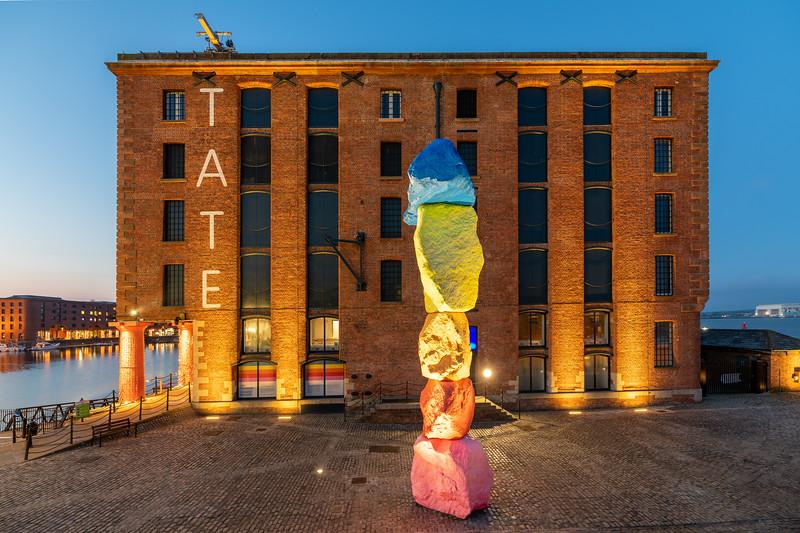 Tate Liverpool, Royal Albert Dock