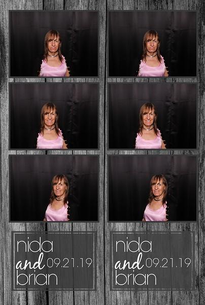 Nida & Brian's Wedding (09/21/19)