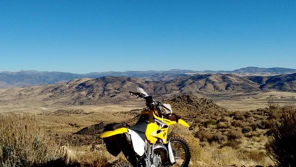 Warm Springs trail ride Nov. 18, 2017