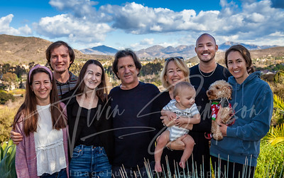 Pelland Family 2020