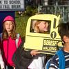 ANNUAL INTERNATIONAL WALK TO SCHOOL DAY AT BERESFORD ELEMENTARY SCHOOL