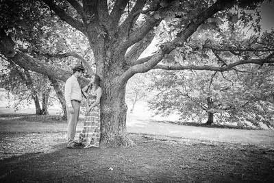 Kat and Nick Lexington KY Engagement Photography