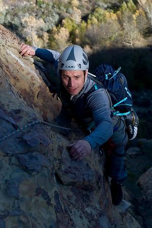 Chad - Climbing