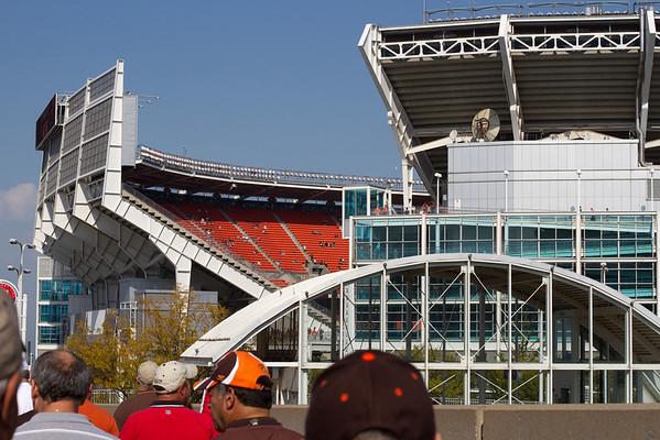 Browns vs Atlanta