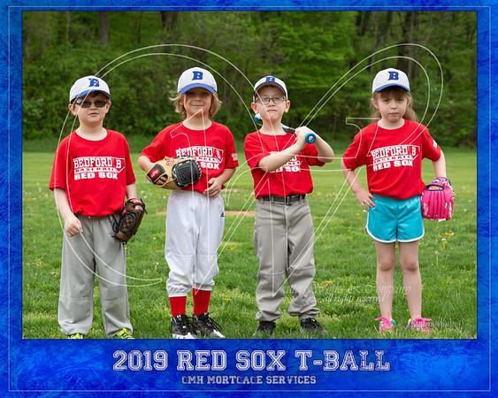 Weber TBall Red Sox