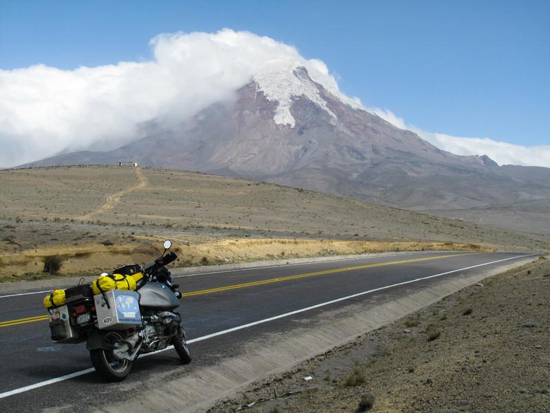 Chimbarazo Volcano