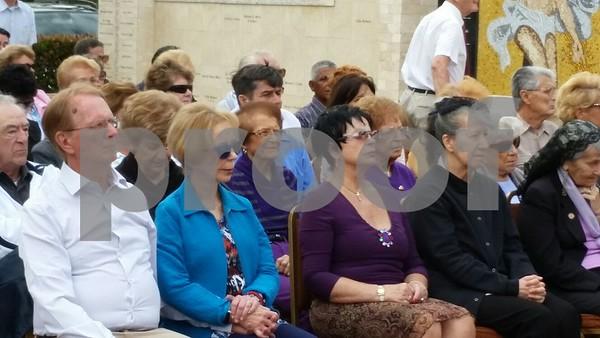 2017-01-14 St Peregrine Mass