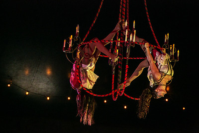 Cirque Cavallo (Wa State fair 2019)