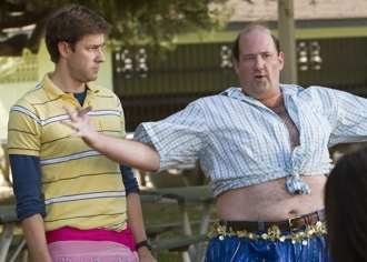 John Krasinski Brian Baumgartner License to Wed