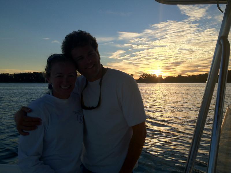 Melissa and Mark
