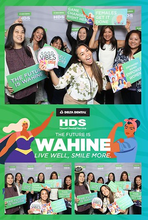 Wahine Forum 2019 (Mini LED Open Air Photo Booth)