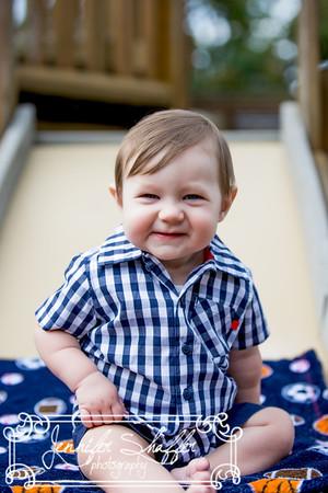 Baby Joshua 9 Month Highlights