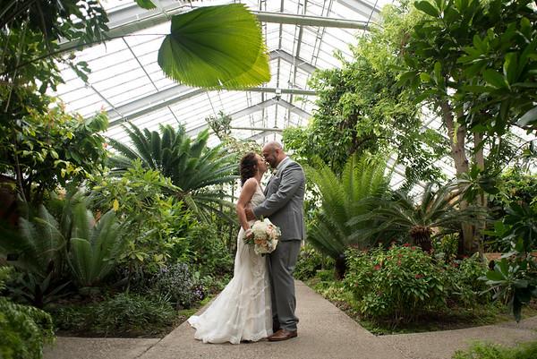 Leslie & Derek Wedding