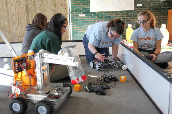 US SPARKS Robotics Demo