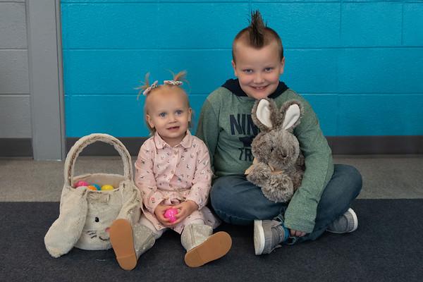 04-03-2021 {Faith Outreach Family Church Easter Egg hunt}