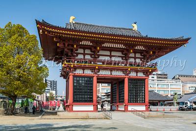 Sensoji Temple, Osaka