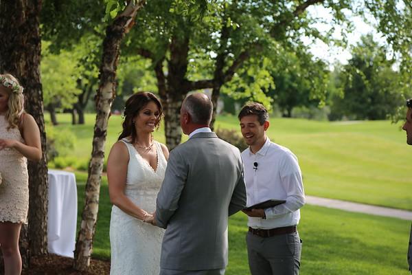 Rutledge Wedding - Banbury Golf Course