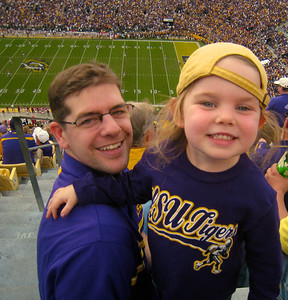 LSU v. Arkansas 2011