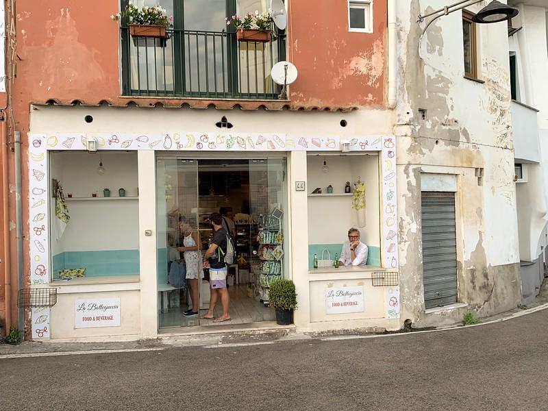 Our local - La Botteguccia
