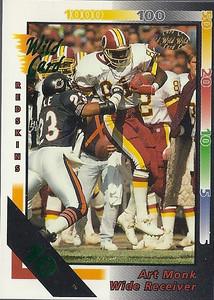 1992 Wild Card 10 Stripe