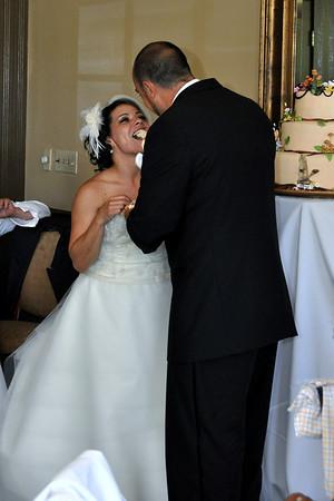 Aaron & Michelle's Wedding Reception